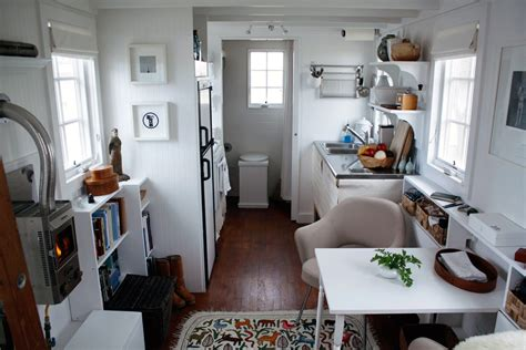 trailer homes interior protohaus interior 2 big lake tiny house