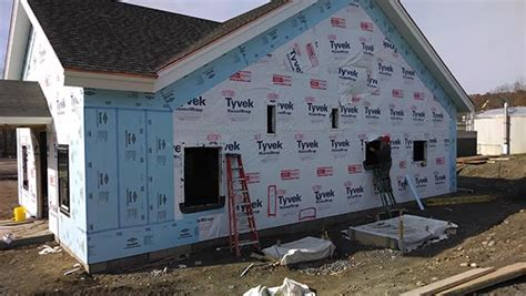 benefits  exterior foam insulation home construction