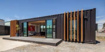 Container Home Designs New Zealand Shipping Container House By Cubular New Zealand