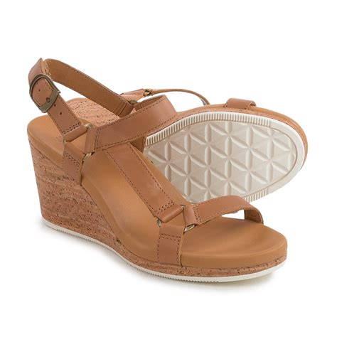 teva wedge sandals teva arrabelle universal wedge sandals for save 65