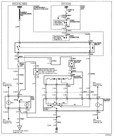 1998 hyundai accent radio wiring diagram k