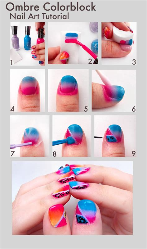 easy nail art tricks nail art tricks xcitefun net