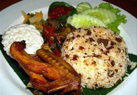 makanan khas sunda asli  terkenal   enak