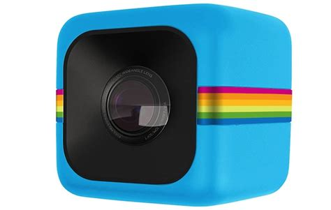 Gopro Cube new polaroid cube attaches by magnet