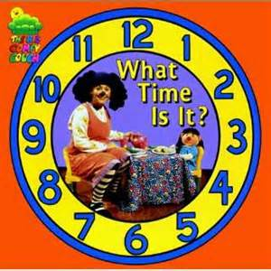 time the big comfy privacy vhs