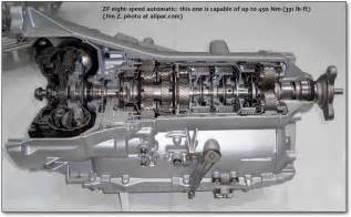 845re 8r70 zf 8 speed automatic transmission for