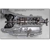 845RE / 8R70 ZF 8 Speed Automatic Transmission For