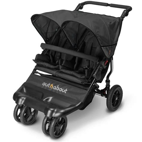 2 seat stroller for toddlers out n about nipper buggy 2 seat pushchair