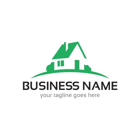 buy real estate mortgage logo templates on logofound