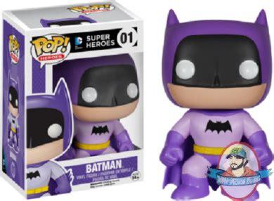 Funko Pop Batman Blue Rainbow 75th Anniversary Batman dc batman 75th anniversary purple rainbow batman pop figure funko of figures