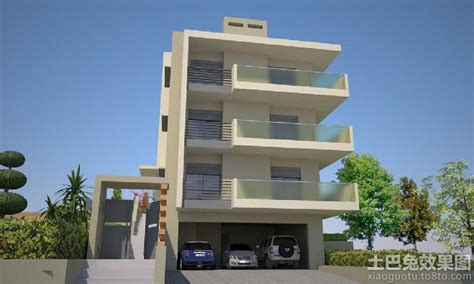 3 story apartment building design studio design