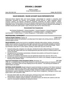 Sales Executive Resume Objective by Account Manager Resume Objective Best Business Template
