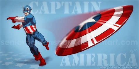 captain america throwing shield wallpaper captain america throws his mighty shield by artistabe on