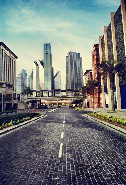 palmy kota pemandangan background     pengiriman
