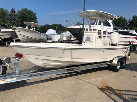 pathfinder boats michigan 2019 new pathfinder 2400 trs center console fishing boat