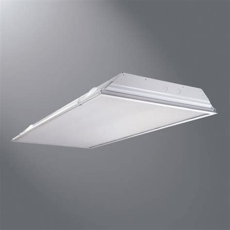 2x4 T8 Light Fixture Metalux 2gr8 332a Unv Eb81 U 2x4 3 Fo32t8 Fluorescent Octron T8 Lensed Troffer Fixture 120