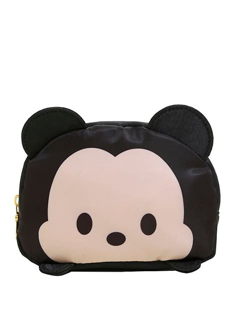 Tsum Tsum Pouch Mickey Minnie disney tsum tsum mickey mouse makeup bag topic