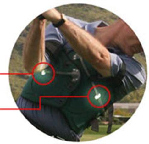 golf swing vest swing jacket golf swing trainer at intheholegolf com