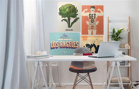 poster per ufficio retro poster scandinavo per ufficio poster arte e