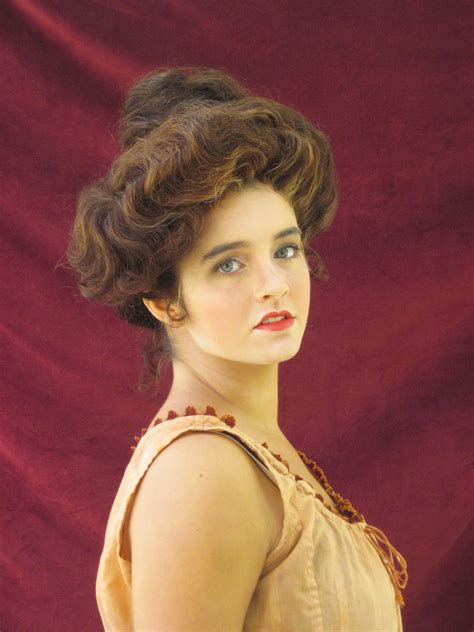 hair up 1900 maur gibson girl the ladies of 2 318