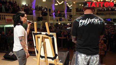 tattoo expo zwickau preise tattoo expo zwickau 2013 youtube