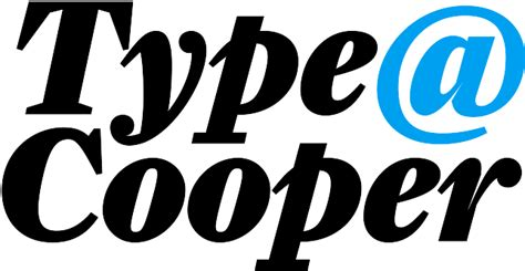 typography nyc type cooper nyc typeface design certificate program from