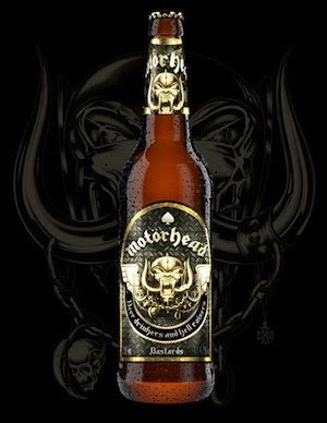 Blacklabel Rock Band Motorhead Glow In The Motorhead 005 M motorhead release official bastards lager