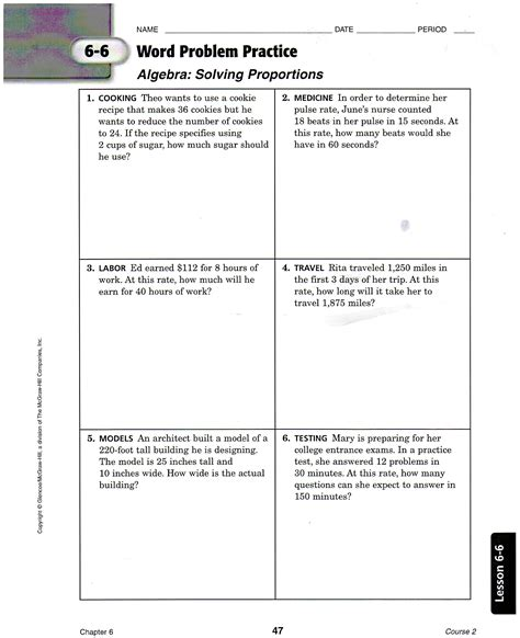 Solving Proportions Word Problems Worksheet by Trigonometric Ratios Word Problems Worksheet Pdf