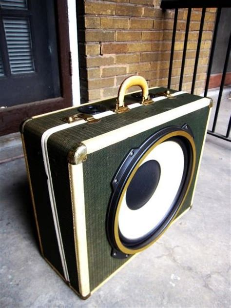Ipod Cases Made From Recycled 45s Shiny Shiny by Boom Cases From Upcycled Suitcases Electronics