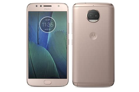 Motorola Moto G5s exclusive this is the moto g5s plus comes with a dual