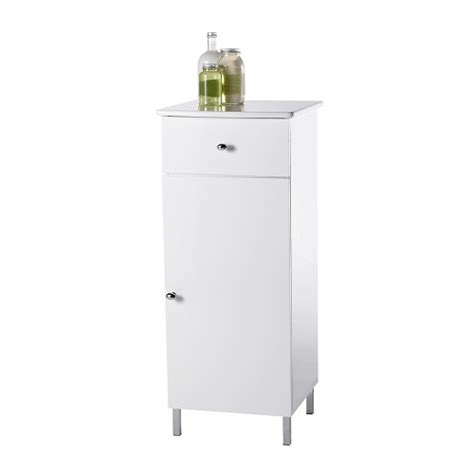 Bathroom Floor Cabinet White Showerdrape White Wood Bathroom Floor Cabinet Ebay
