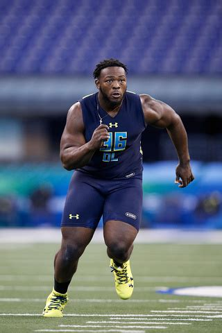 Packers draft prospects: DT Larry Ogunjob of Charlotte