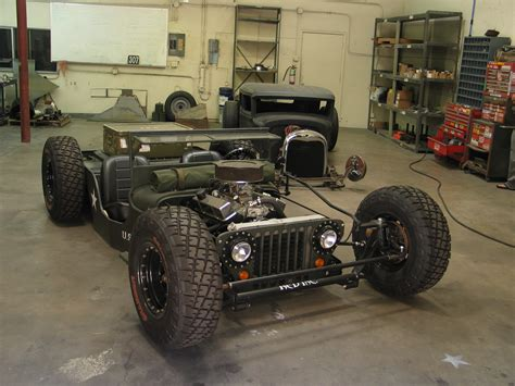 Jeep Rat Rods Willys Jeep Rat Rod Cars And Bikes