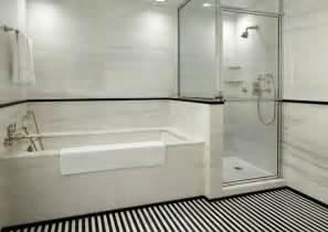 Black White Bathroom Tiles Ideas Bathroom Designs Black And White Tiles Black And White