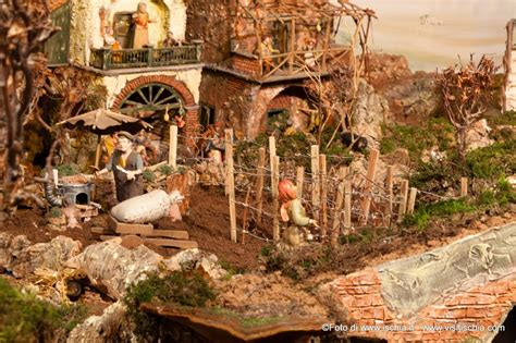 best christmas crib design ischia it how a crib originates in ischia