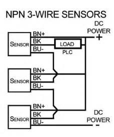 npn proximity sensor wiring diagram wiring diagram website