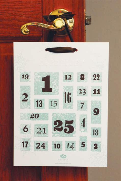design advent calendar fpo madison design group advent calendar