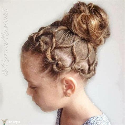 8 easy little girl hairstyles sweetest bug bows girlie 199 best little girl hairstyles images on pinterest