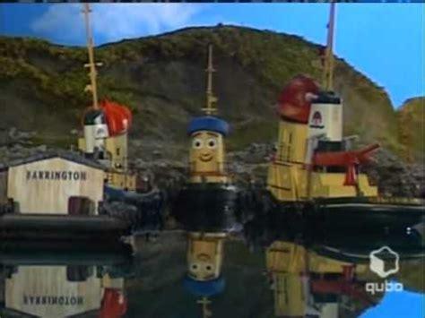 tugboat kid show theodore tugboat george buzzes the dock youtube