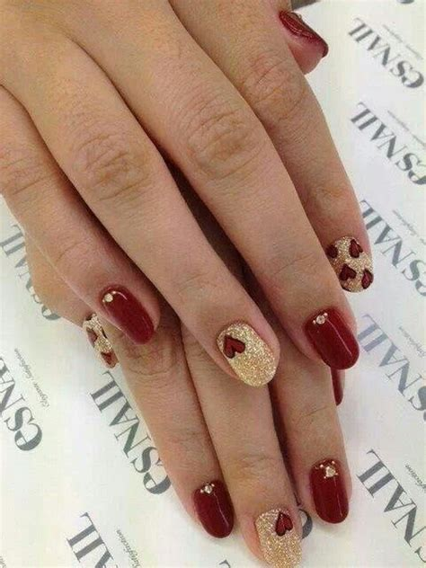 nail design ideas for valentines day 55 creative nail designs for s day 2014
