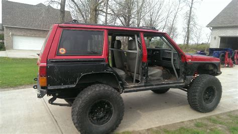 Jeep Xj Cage Pre Bent Roll Cages Jeep Forum