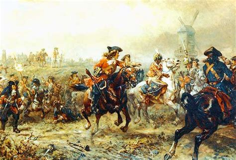 the battle for spain louis xiv of france
