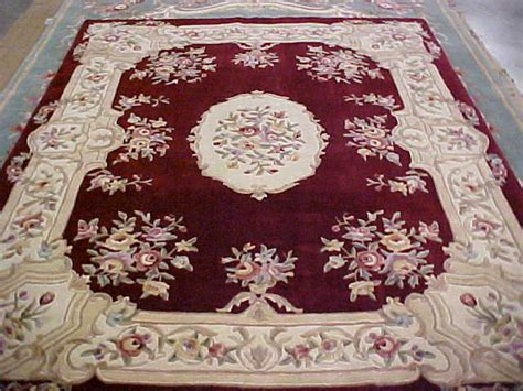 qvc area rugs royal palace royal palace area rugs royal palace area throw rug wool carpet medallion 7 039 x9 039 h199862