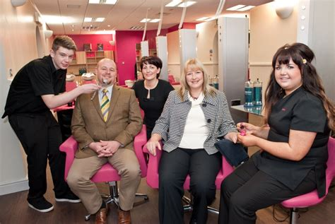 hair and makeup university courses uk hair beauty courses make their debut at newton rigg