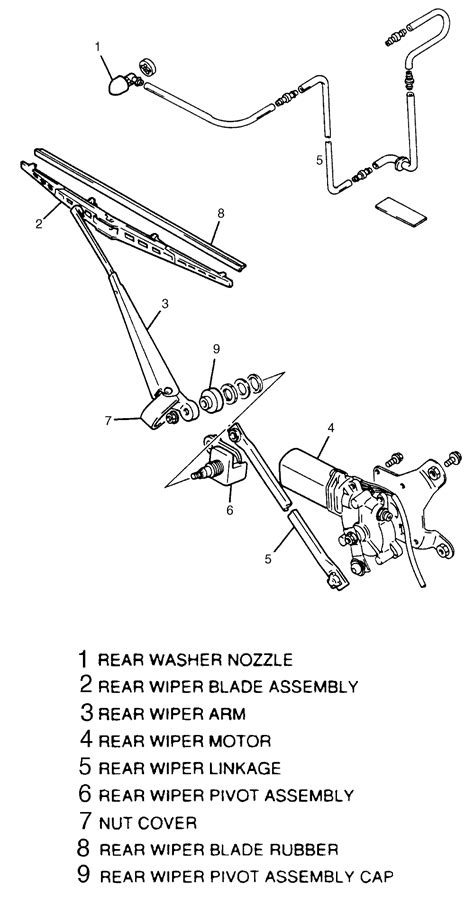 Repair Guides Windshield Wipers And Washers