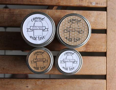 free printable jar labels for home canning jar labels ladyface blog printable canning jar labels