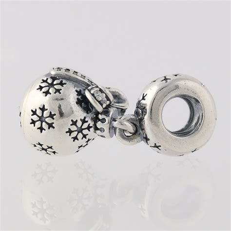 Pandora Ornaments - pandora ornament dangle bead 791410cz sterling