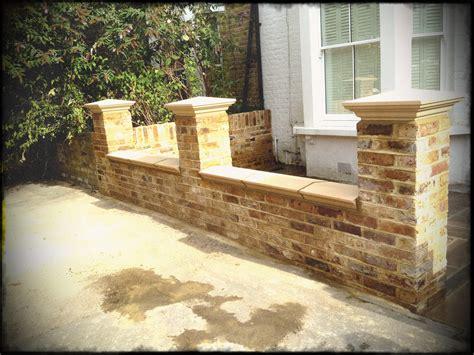 front garden brick wall designs whyguernsey