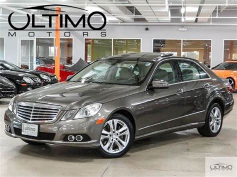 mercedes e350 for sale by owner buy used 2010 mercedes e350 sport 4matic luxury 1
