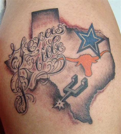tattoo of us tottenham 70 sensational state of texas tattoos tattooblend